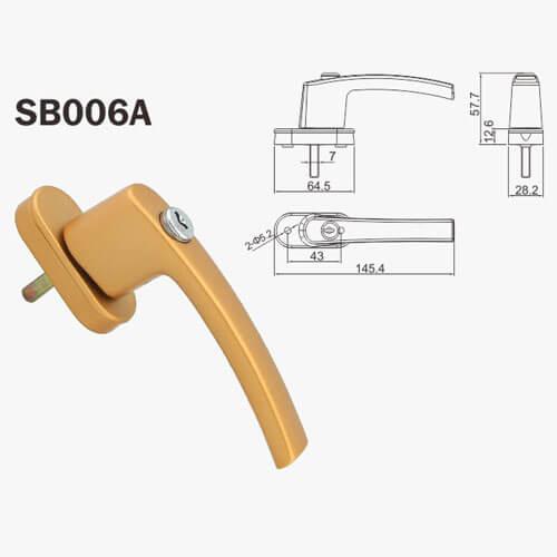 entry door handlesets