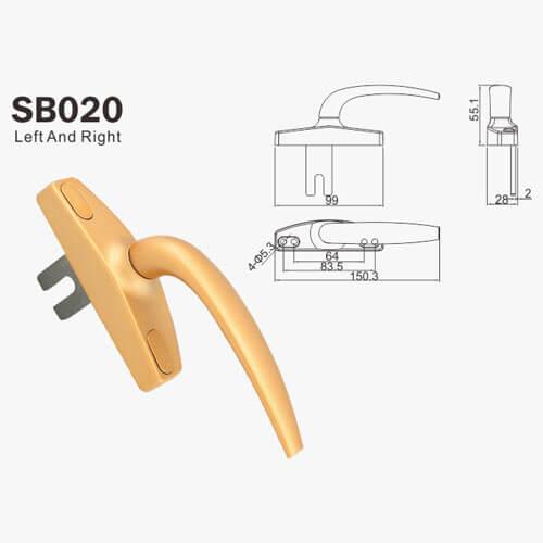 hardware for door