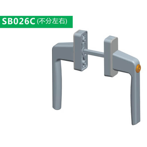 aluminium handles for doors