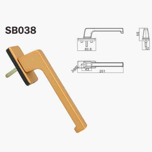 door handle type