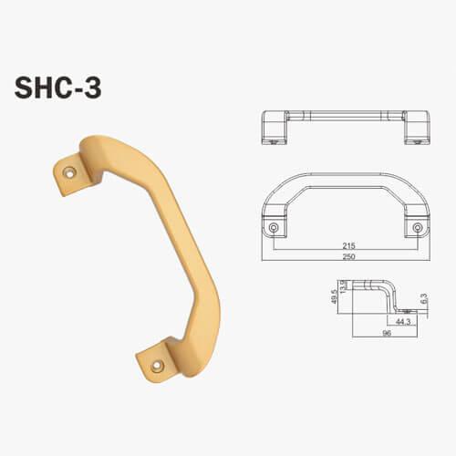 door handles & locks