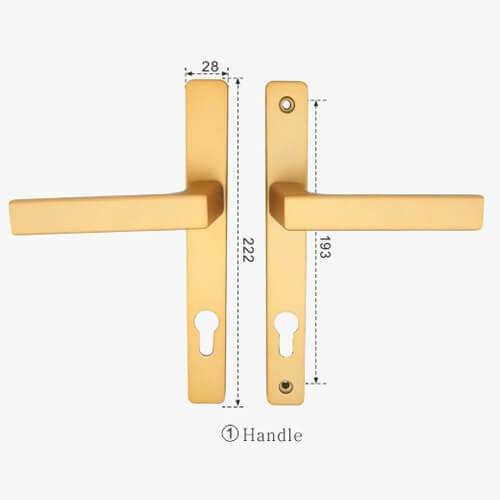 handles and locks