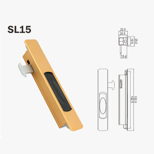 lock for sliding window